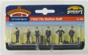 Bachmann 36405 1960/70s Station Staff